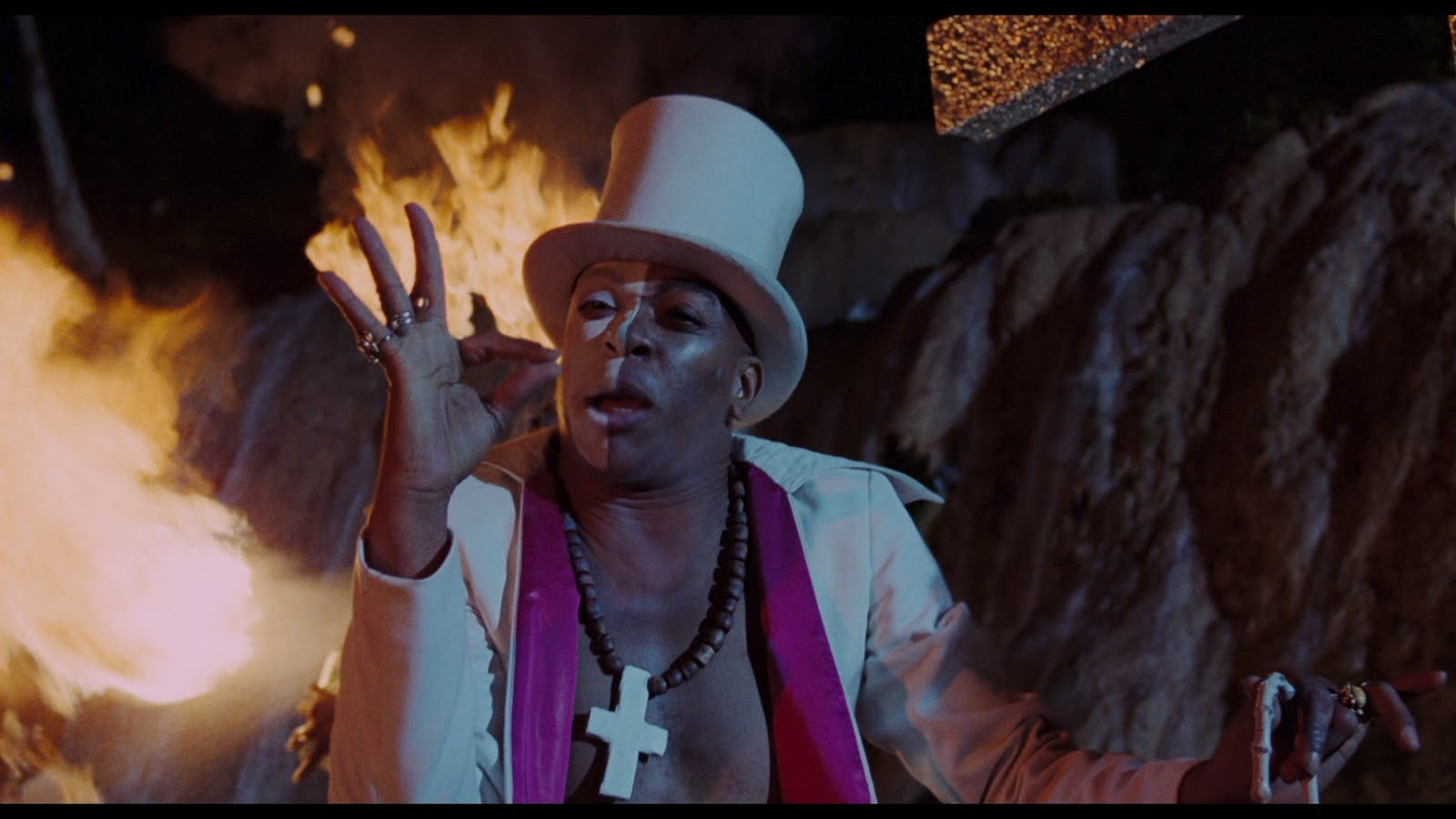 Baron Samedi - Live and Let Die