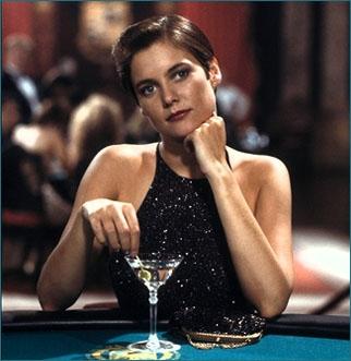 Casino Royale theme fashion ideas